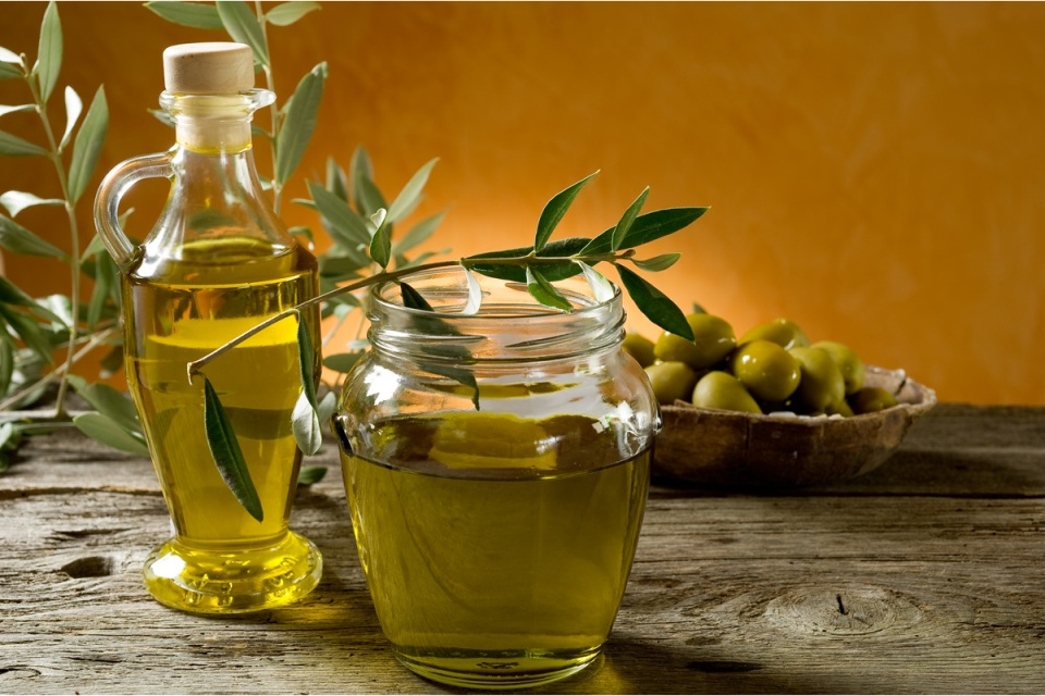 Выставка оливкового масла